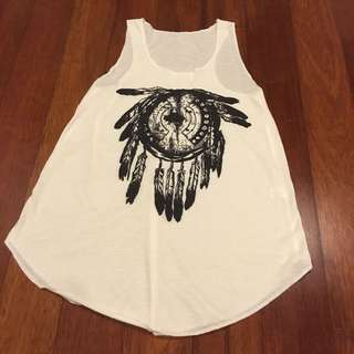 Dreamcatcher Racerback Tank Top
