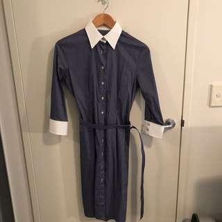 Rhodes And Beckett Shirt Dress