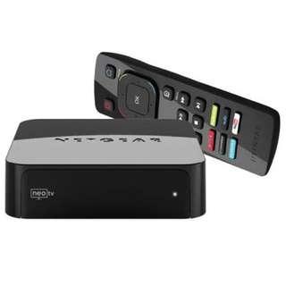 Brand New, Sealed NetGear NeoTV HD Streaming Media Player!