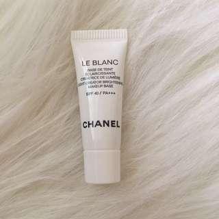 Le Blanc Base De Teint Chanel Make Up Base
