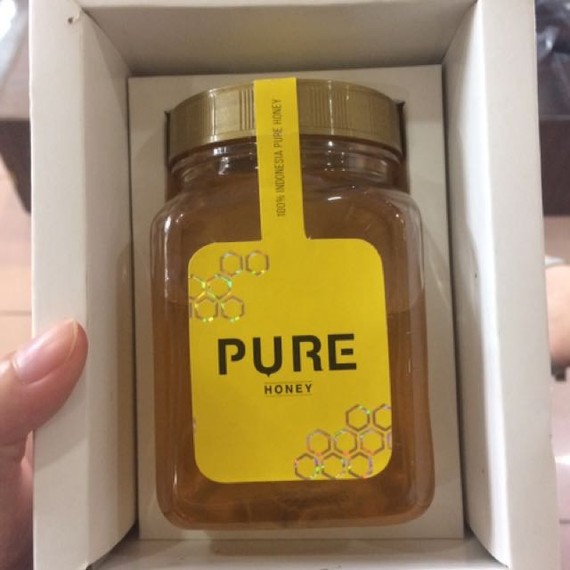 100% PURE HONEY (MADU ASLI)