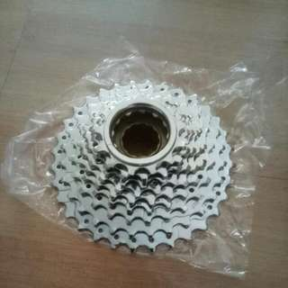 9 speed bicycle freewheel bh gear 13 to 32T