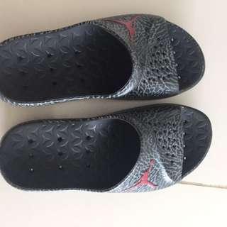 Original Michael Jordon Adidas Sandal