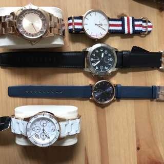 清櫃,全新手錶
