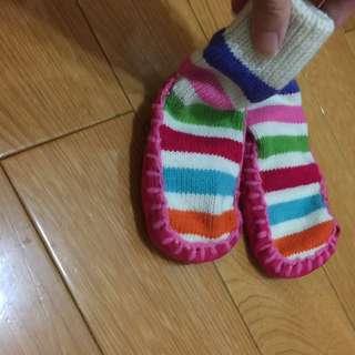 小兒學步鞋