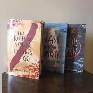 Chaos Walking Series by Patrick Ness