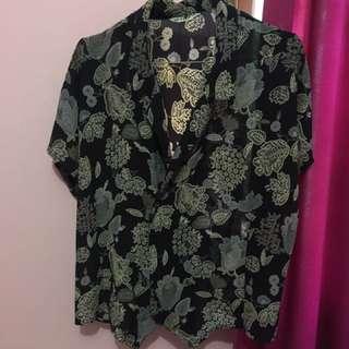 Baju HK Pendek