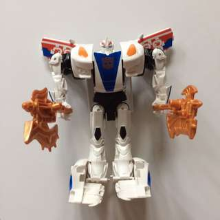 Transformers Prime Deluxe Class SMOKESCREEN