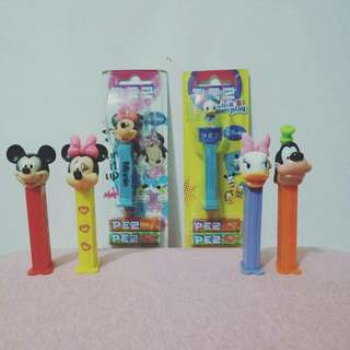 PEZ Mickey Mouse Club House