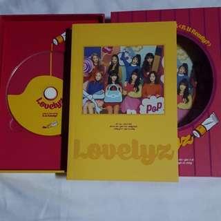 LOVELYZ - R U Ready Album