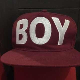 Boy-girl Snapback