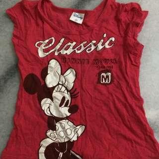 Mini Mouse T Shirt