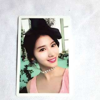 Twice Sana Photocard