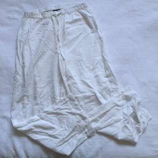 VINTAGE COUNTRY ROAD  WHITE PANTS