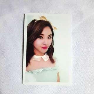 Twice Chaeyeon Photocard