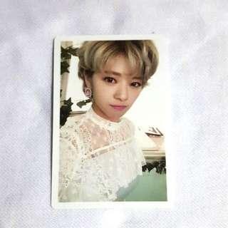 Twice Jungyeon Photocard