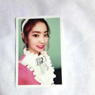 Twice Dahyun Official Photocard