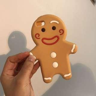 Rubber Gingerbread Case