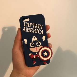 Captain America iPhone 5/5s