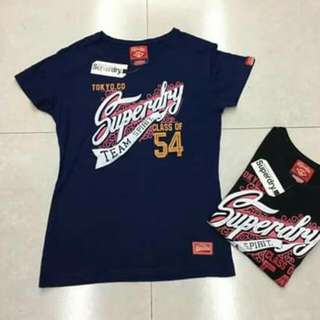 #Restock #Superdry Ladies  Branded Overruns Made in Bangladesh  Size:S M L XL