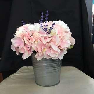 Artificial Floral Table Arrangement 01