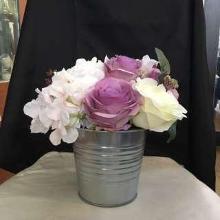 Artificial Flower Table Arrangement 02