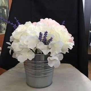 Artificial Flower Table Arrangement 03