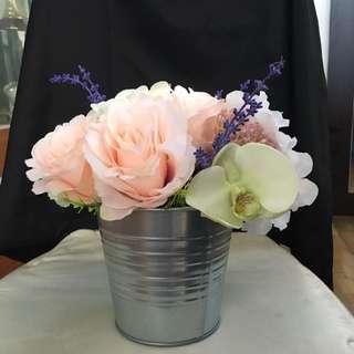 Artificial Flower Table Arrangement 05