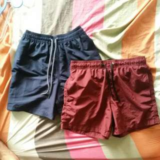 H&M M&S Small Shorts