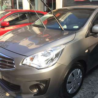 Car for rent mirage G4