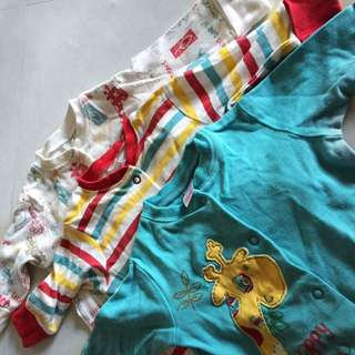 Onesies Set (3 For Php400.00)