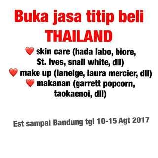 Jastip THAILAND