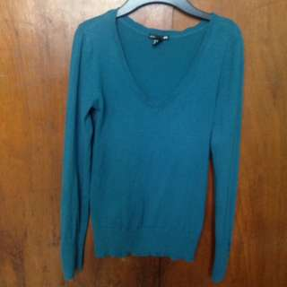 H &M Knitted Blouse