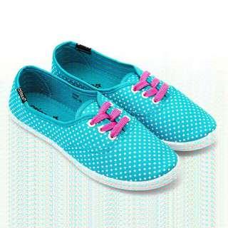 Crissa Josie Teal Shoes