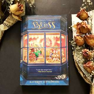 BLISS Bakery THE TRIOLOGY Adventure And Drama Novel