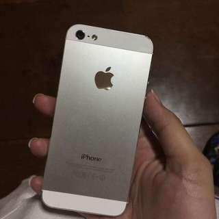 FU iPhone 5