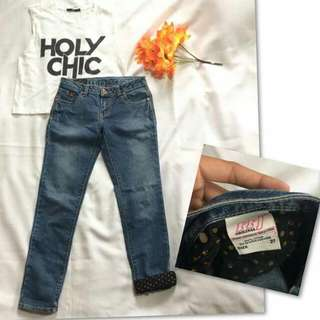 Crop top Shirt and Original RRJ Denim Pants