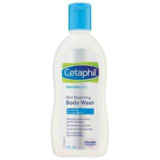 Cetaphil Restoraderm Eczema Calming Body Wash 舒特膚 嬰兒 濕疹潔膚乳 沐浴露 296ml