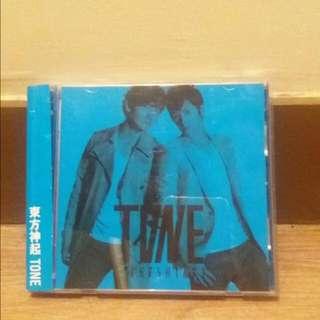 Tohoshinki Tone Blue