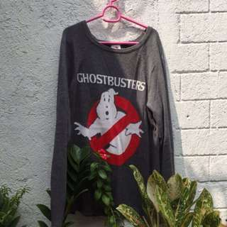 Ghost Busters Knitterd Sweater