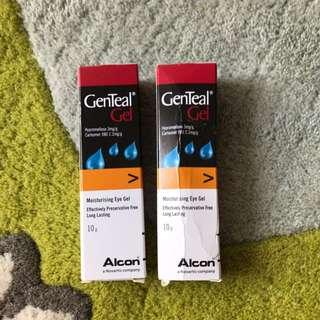 Brand New Unopened Genteal Eye Gel