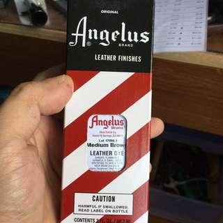 Angelus Medium Brown Leather Dye