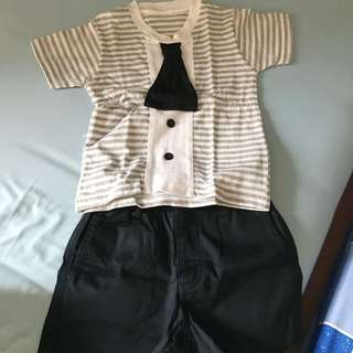 1 Set Baju Anak 1-2 Tahun