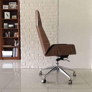 Cambridge Designer Office Desk Chair By Yoshiro Murakami