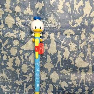 全新包郵 唐老鴨 搖頭原子筆 Donald Duck Pen  日本迪士尼正貨