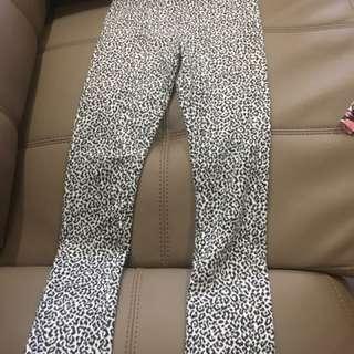 H&M Long Pant Age 7-8 yo