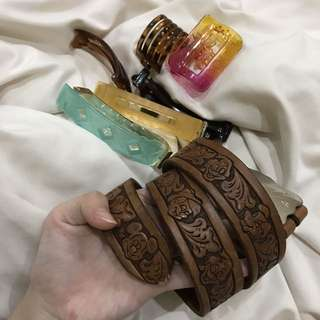 disney belt ( free gift )
