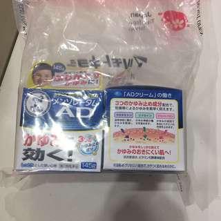 Rohto Japanese Mentholatum Cream
