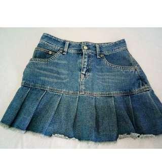 Denim skirt by Mossimo Kids