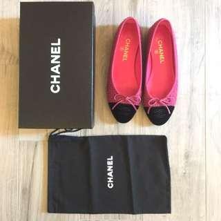 Chanel Flat 平底鞋